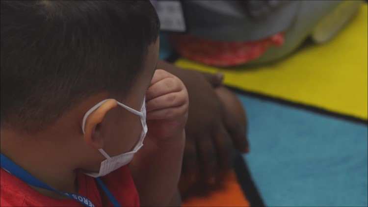 Over 125K COVID-19 cases reported in Texas schools so far; there were 148K all of last year