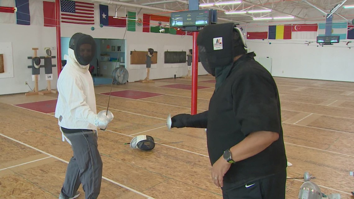 Olympics give fencing, other niche sports a boost in North Texas