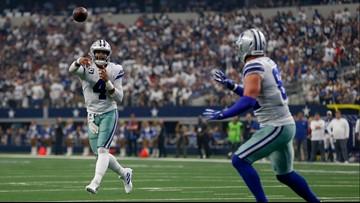 Cowboys Dak Prescott playing at a high level, says Jason Witten