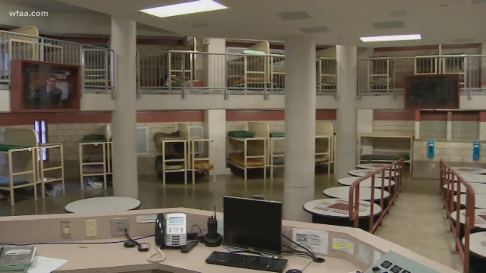 Dallas County Inmates File Federal Lawsuit Asking For Release Amid Soaring Coronavirus Cases Wfaa Com