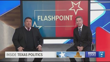 Flashpoint on Inside Texas Politics: Rich Hancock and Wade Emmert on Donald Trump and Nancy Pelsoi