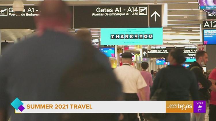 Summer 2021 Travel Tips