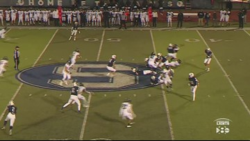 Bishop Lynch tops Fort Worth All Saints 21-14 to advance in TAPPS Playoffs
