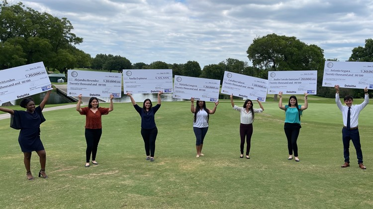 Fairway to Success program changes lives through the game of golf by fostering and rewarding excellence in DISD students