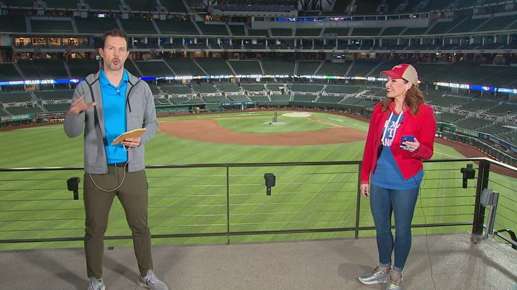 As Globe Life Field hosts Rangers home opener, what does ticket demand look like?