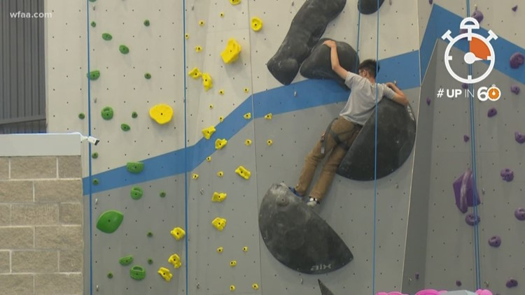 Up in 60: Climbing to new heights in Plano, Summit Climbing Yoga and Fitness