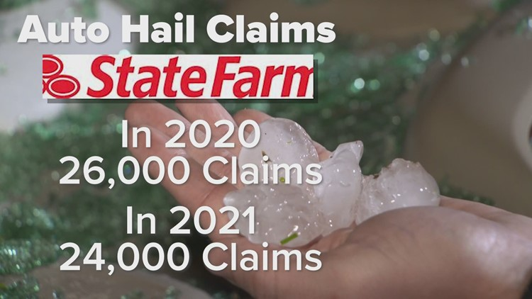 How a smart phone and 40 cents is helping many drivers with hail damage get their claims processed a lot faster
