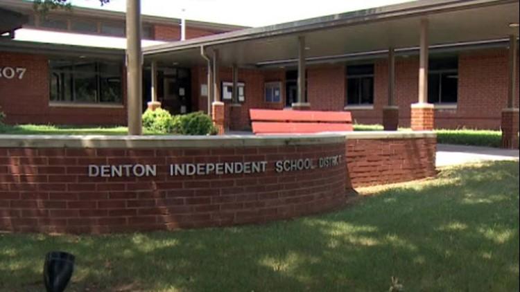 Denton High School assistant principal 'will not return to