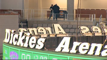 Fort Worth Rodeo seeing 'unprecedented demand' for tickets for first year at Dickies Arena