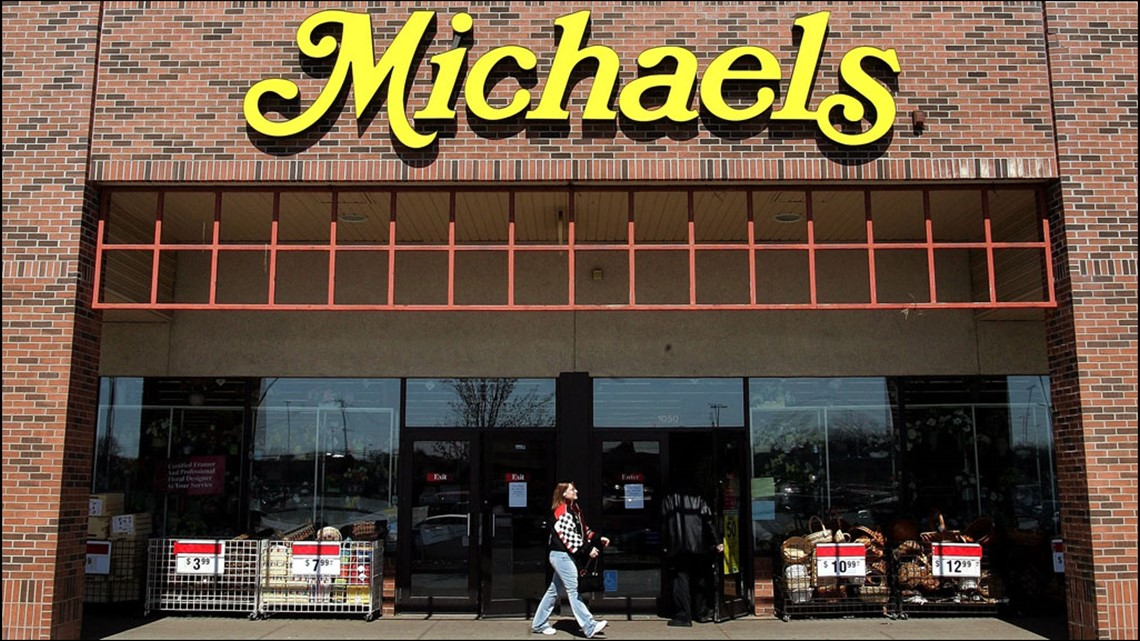 Michaels to close 94 aaron brothers stores create store for Michaels craft store close to me