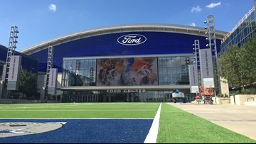 Keurig Dr Pepper to move HQ to Jerry Jones' The Star