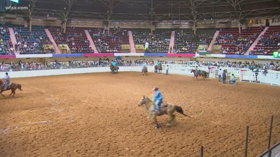 Fort Worth Stock Show And Rodeo Starts Friday Wfaa Com