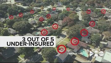WFAA Original: Is your home under-insured?