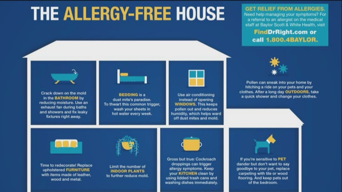 Allergy and Immunology specialists at Baylor Scott & White Health