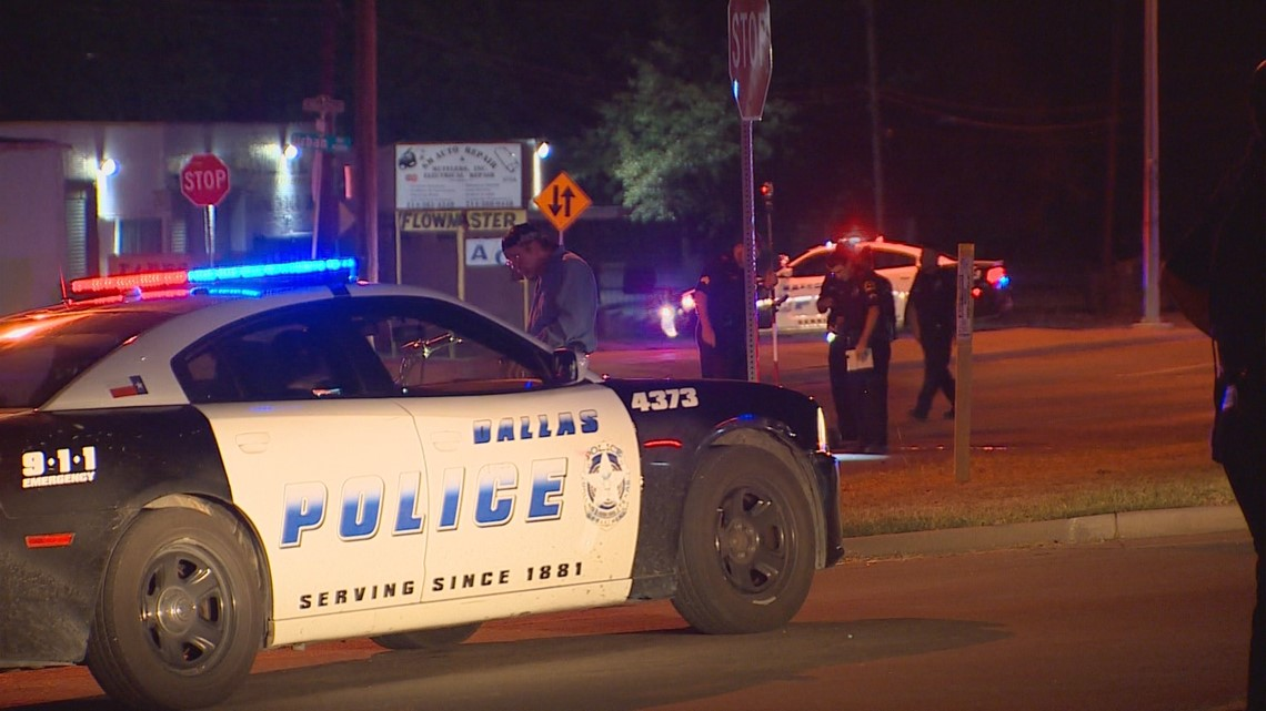 Man dies after being hit by car in South Dallas | wfaa com