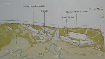 Frisco new home for PGA of America headquarters