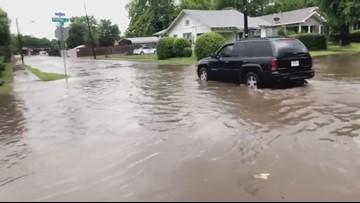 DFW weather: Storm delays, flight cancellations, weather photos