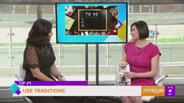 """""""The Joy of Missing Out"""" author shares tips on how to navigate the busy holiday season"""