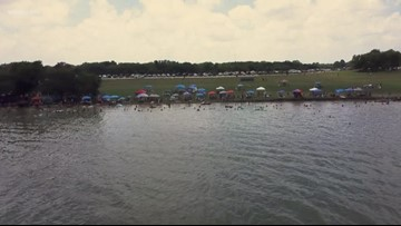 Windsurf Bay Park limited to 2,500 people during Fourth of July holiday
