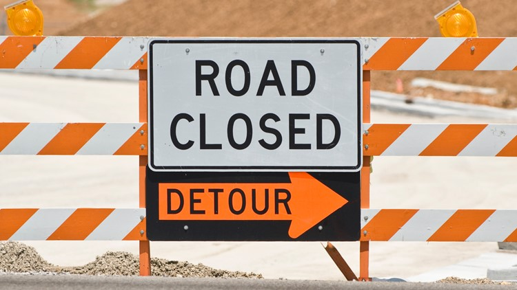 I-35 closures planned near downtown Dallas starting Sunday night