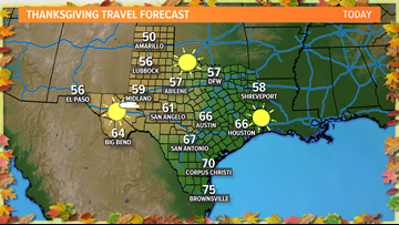 Sunny and cool to end the holiday weekend
