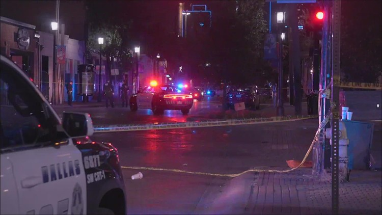 1 dead after multiple people shot in Deep Ellum overnight, Dallas police say