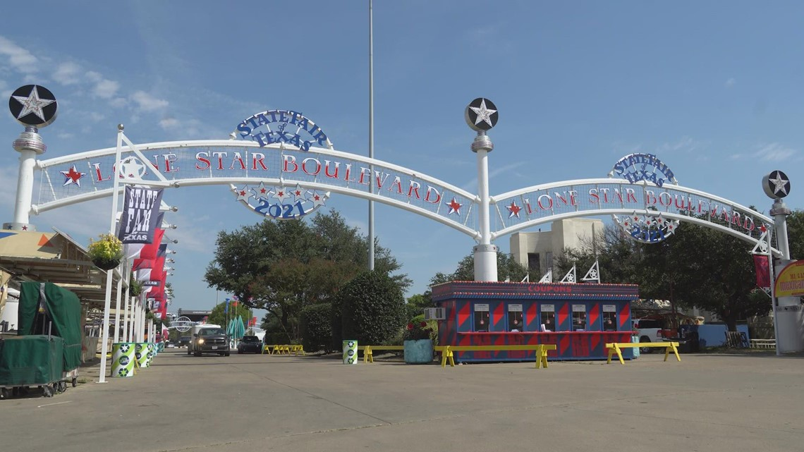 Officials release updated COVID safety, security plans for State Fair of Texas