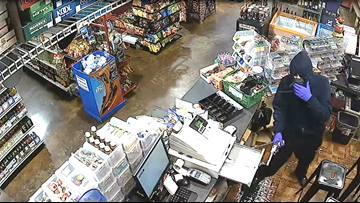 Police release video of suspects in armed Garland robbery that left clerk dead