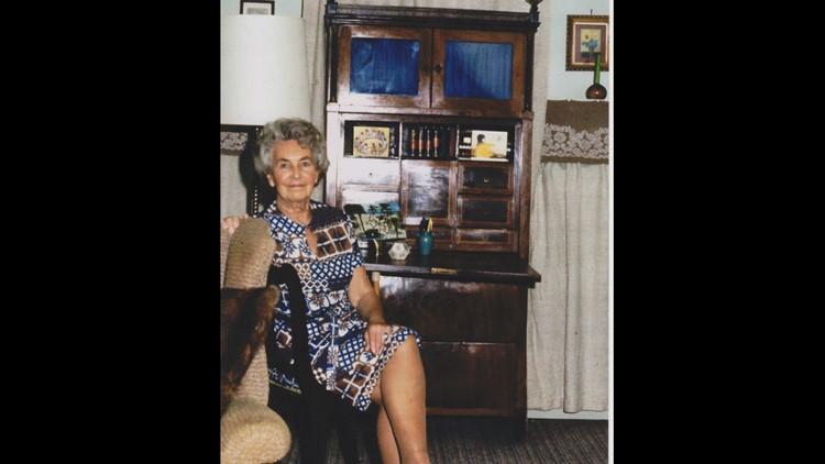 Mrs. Helene Sebba