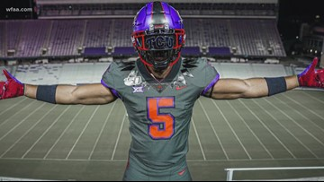 TCU's new homecoming uniforms has fans divided