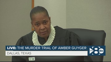 Dallas County DA John Creuzot's interview is discussed during trial for Amber Guyger