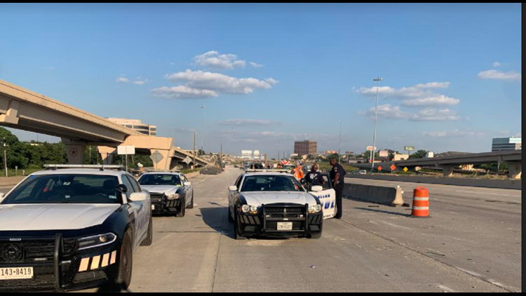 Dallas police looking for aggressive drivers after 6 road rage shootings