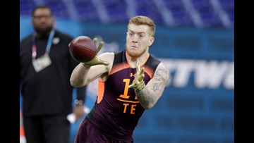 Texas A&M Aggies TE draft hopeful Jace Sternberger has attention of Dallas Cowboys