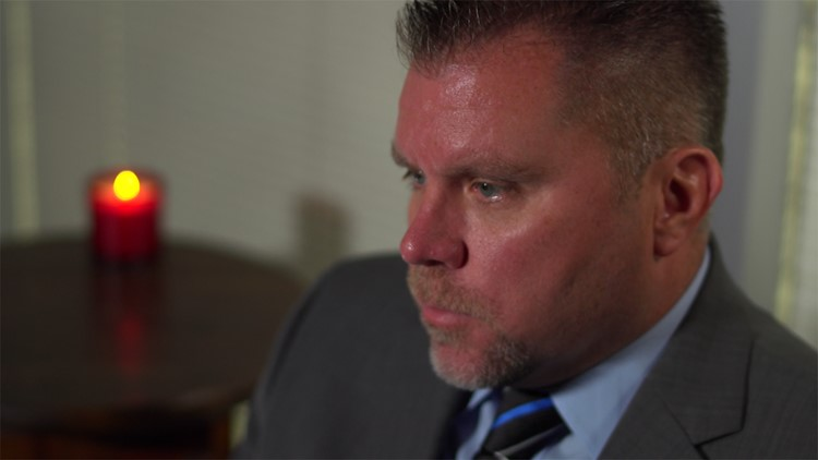 Clint McNear of the Texas Municipal Police Association