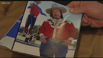 Former voice of 'Big Tex' dies at age 72