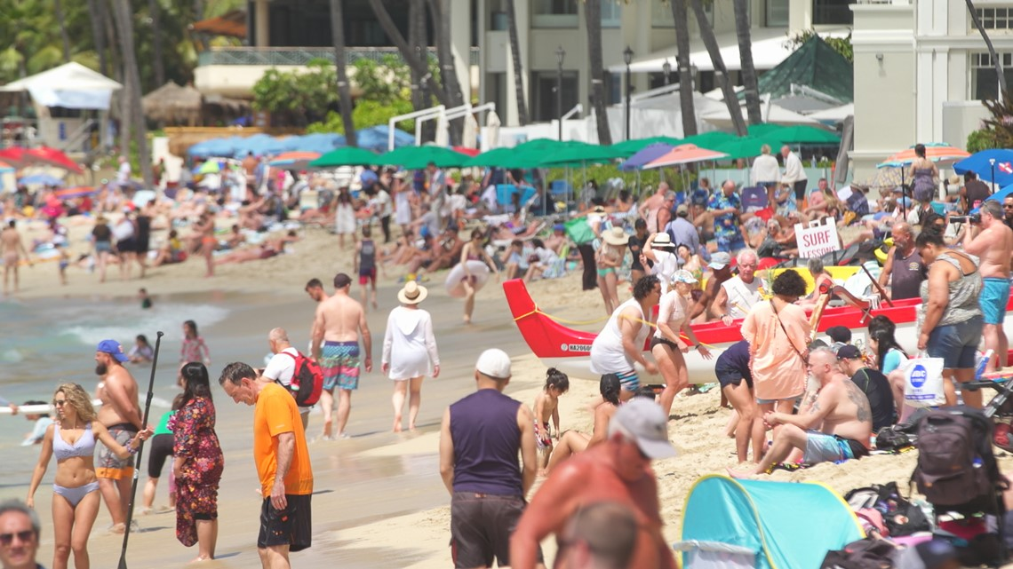 Hawaii faces a 'tipping point' in tourism, and Southwest Airlines could bring relief