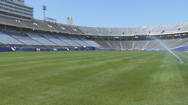 The newly-renovated Cotton Bowl is one of the highlights of Fair Park, but it only used a handful of days a year.