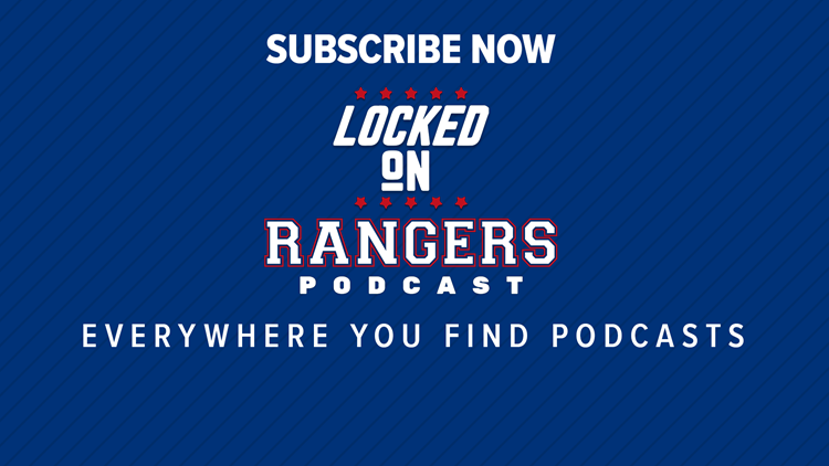 Will the Rangers end up with the number one draft pick? | Locked On Rangers
