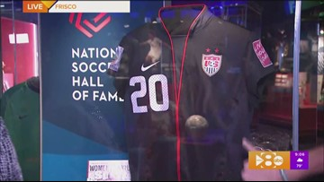 Abby Wambach Hall of Fame Induction Preview