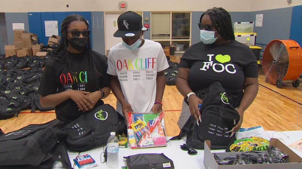 Businesses, community groups and nonprofits hosting back-to-school events across D-FW