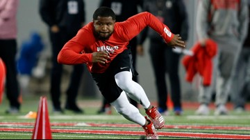 Cowboys add another running back with Round 7 selection of Mike Weber