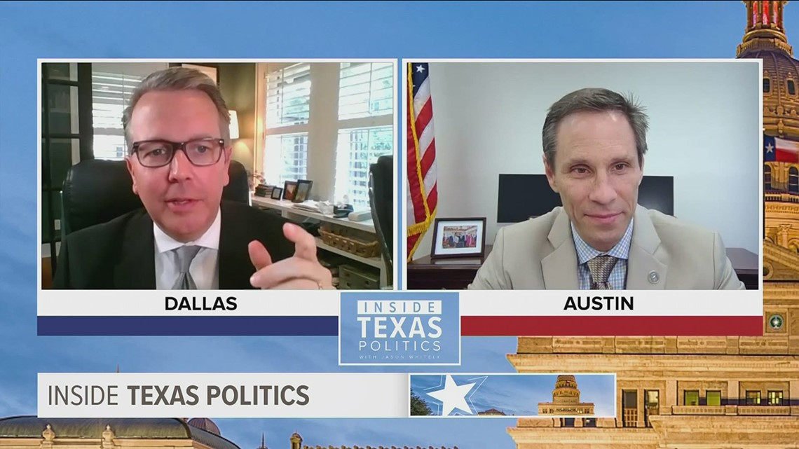 Democratic senator says some reasonable parts to Texas election bill, but parties unlikely to agree