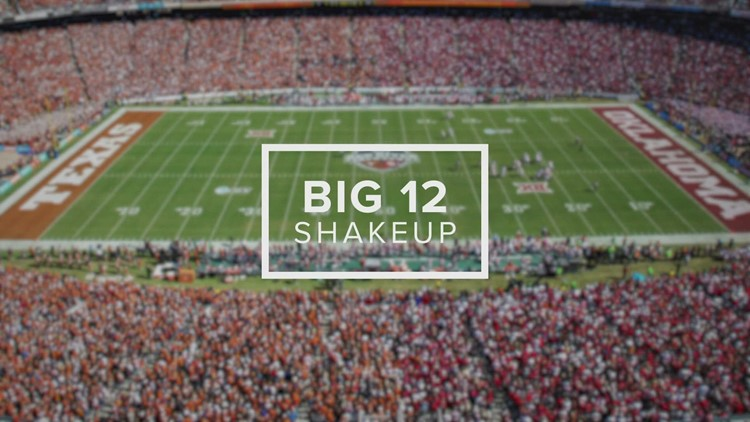 What's next for the Big 12?