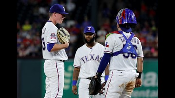 Texas Rangers turn their eye to the future in September