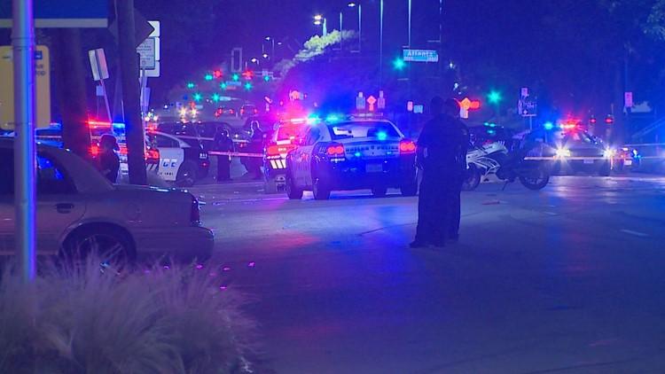 4 shot, 1 killed at car wash on Martin Luther King Jr