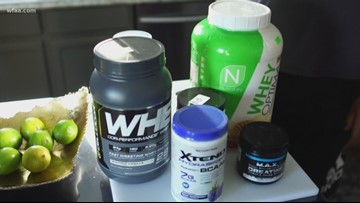 The Game Plan: Supplements