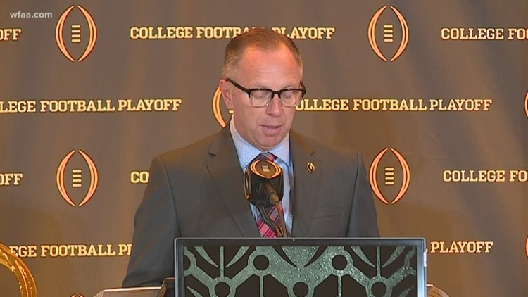 College Football Playoff decision made in Grapevine