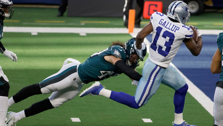 Cowboys playmaker depth to be tested with absence of WR Gallup