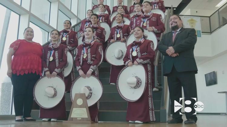 La Vida: Fort Worth mariachi student's music journey leads her to high-profile university
