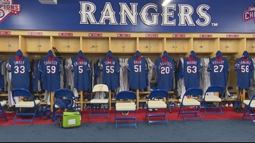 """It's different:"" Rangers adjust to clubhouse without Adrian Beltre"